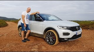 VW T-ROC 2018 - TEST/REVIEW