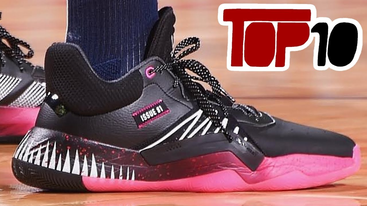 Basketball Shoes In The 2019 NBA Finals
