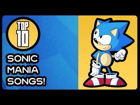 Top 10 Sonic Mania Songs!