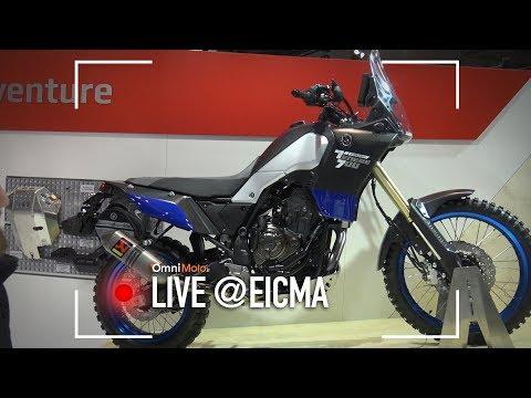 Yamaha Ténéré 700 World Raid Concept | EICMA 2017