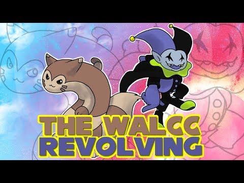 The Walcc Revolving - Furret Walk Vs. Jevil WITH LYRICS The Musical (50K Special)