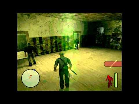 Обзор игры Manhunt