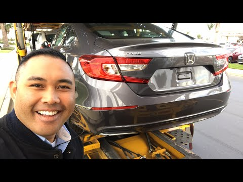 New 2018 Honda Accord Sport, Touring & LX dropping now!