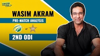Download Video 'There is undue pressure on Imam-ul-Haq. He is a very talented cricketer' - Wasim Akram MP3 3GP MP4