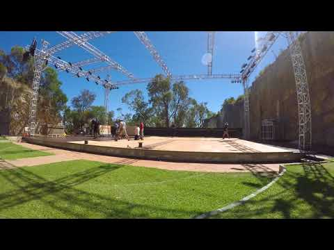 Harlequin Thermic installation for West Australian Ballet