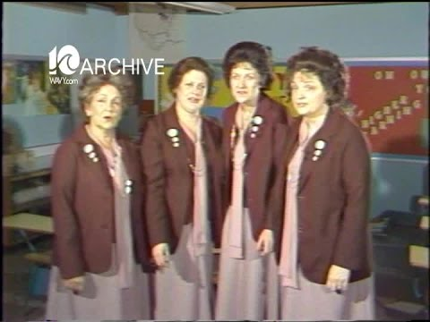 WAVY Archive: 1980 Women Acapella Group