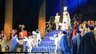 2016.03.31 Москва. Театр оперетты.Золушка - финал