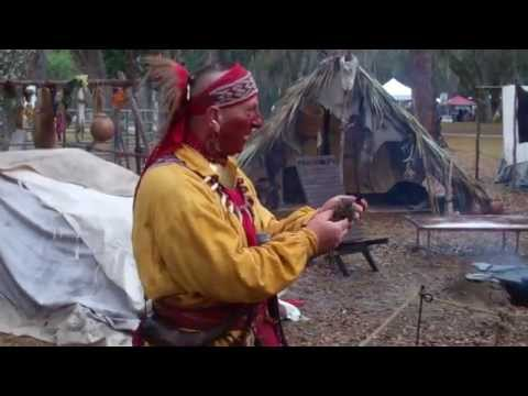How Native Americans Made Fire 200 Years Ago