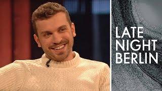 Edin Hasanovic spricht über seine Schauspielkarriere & den Wendler | Late Night Berlin | ProSieben