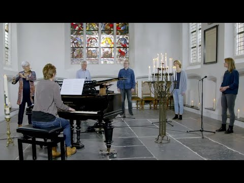 Lied: God zal met je meegaan