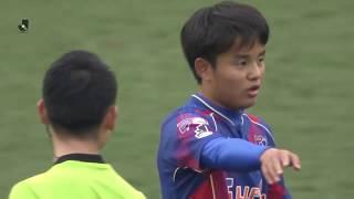 2018年3月3日(土)に行われた明治安田生命J1リーグ 第2節 FC東京vs仙...