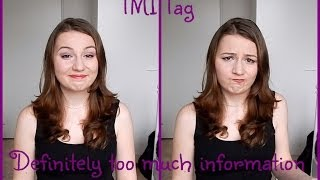 TMI Tag // Get to Know Me Thumbnail