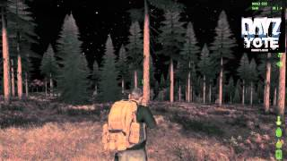 DayZ | Forrest Fire Message from Smokey the Bear!!!