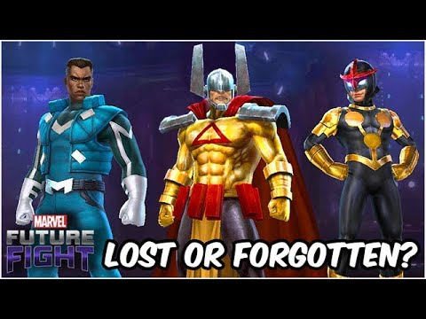 "Pre-Update Livestream Event! CTP ""Discount"" Drama & Ultimates Question - Marvel Future Fight"
