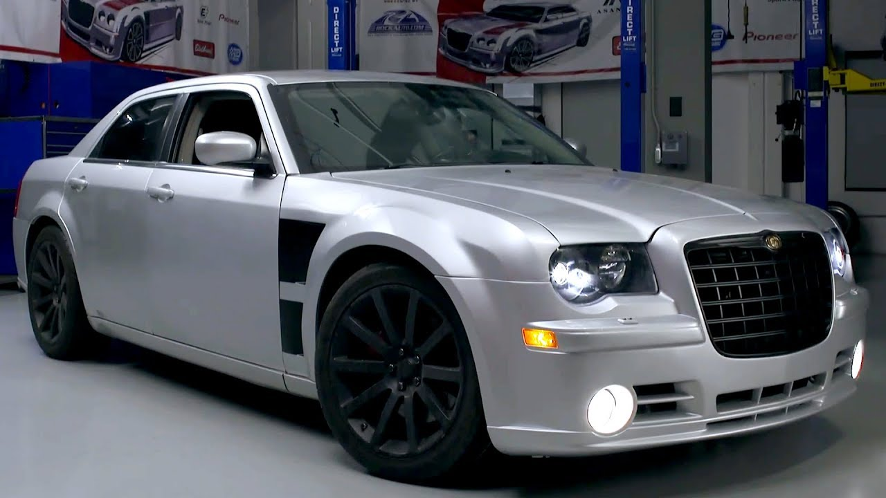 Car Craft Week To Wicked Chrysler 300 Day 1