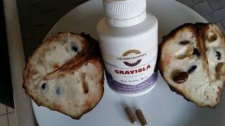 СРЕДСТВО ОТ РАКА!  Тропический фрукт ГРАВИОЛА (Graviola)