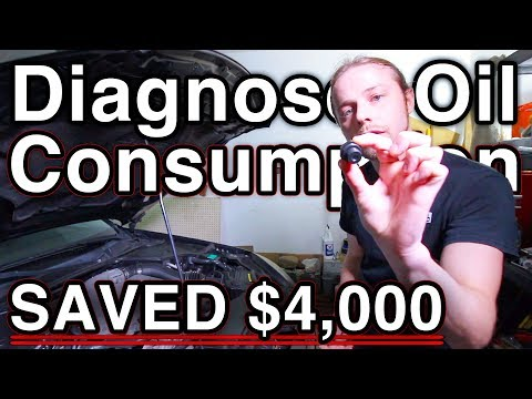 How to Diagnose [FIX] Oil Consumption – All Cars [Change PCV Valve // Infiniti G35/Nissan 350Z]