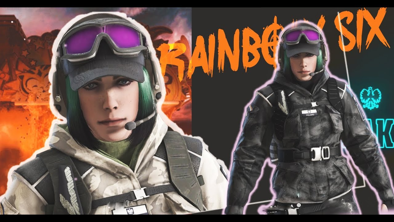 Rainbow six siege ela bosak gameplay youtube - Rainbow six siege bosak ...