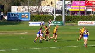 VFLW Round 9 HAWvWIL Highlights