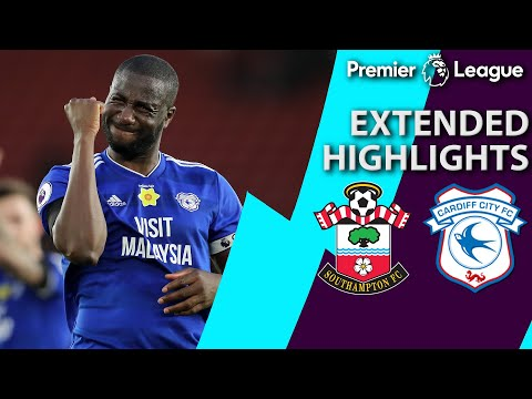 Southampton v. Cardiff City | PREMIER LEAGUE EXTENDED HIGHLIGHTS | 2/9/19 | NBC Sports