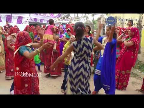DJ Par Ghoomar Khay Re Tero BHARI CHATELO resam ko Shekhawati Rasiya DJ Song