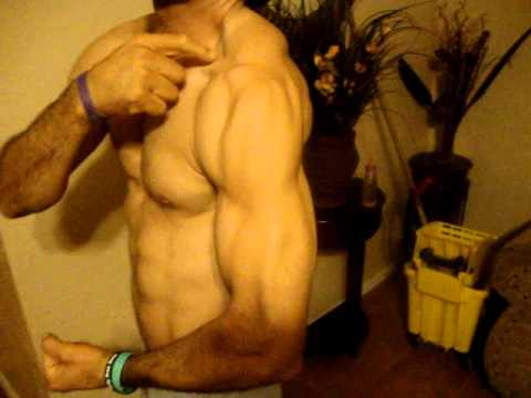 muscle 41 year old man 160 pounds and 5 11 ft tall youtube