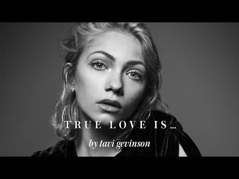 tavi gevinson on true love | in full bloom | kate spade new york