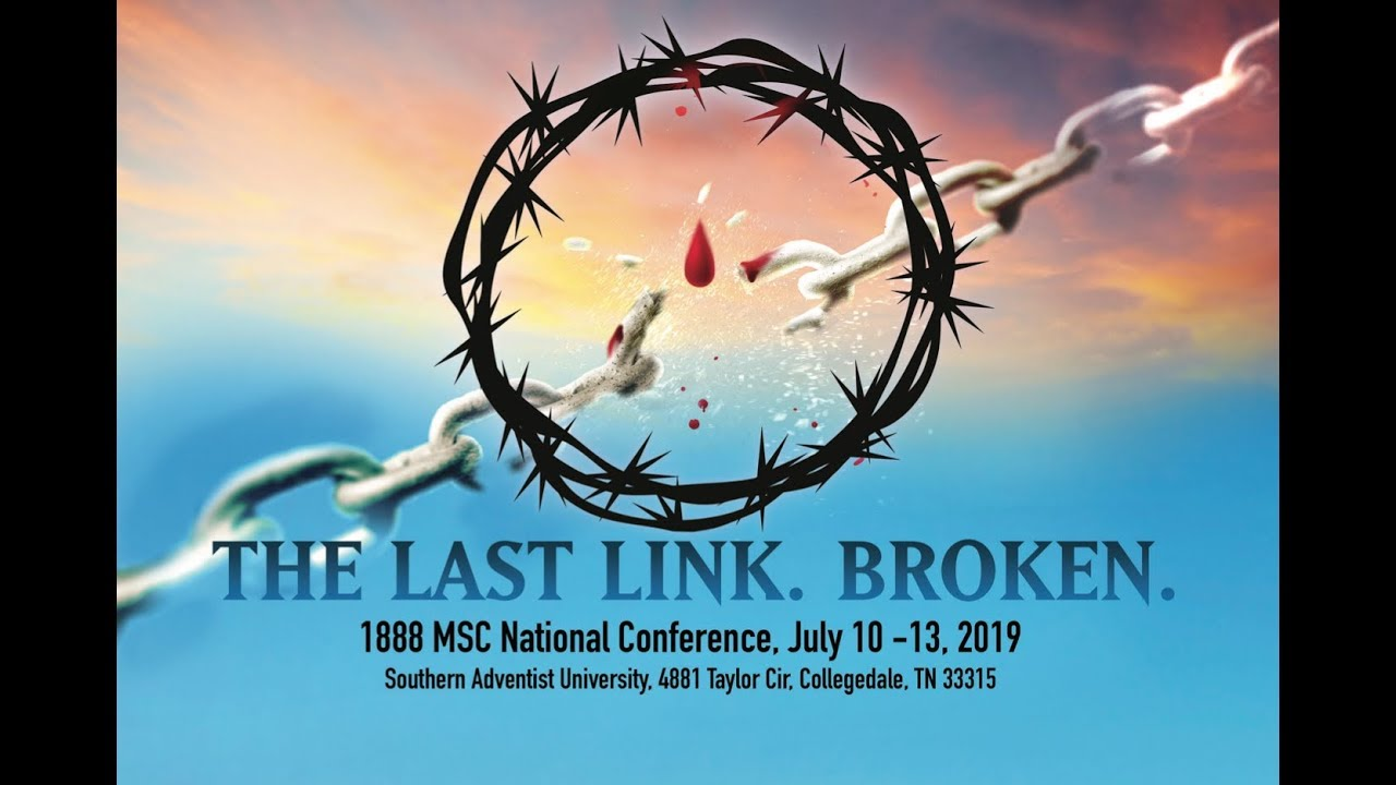 1888 Message Study : National Conference