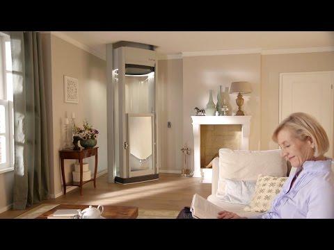 The New Lifton Home Lift - full of surprises