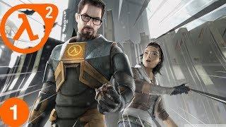 Half Life 2 Campanha #1 (Primeiro Vídeo)