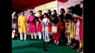Tarannum Choir, Delhi - Amar Sonar Bangla