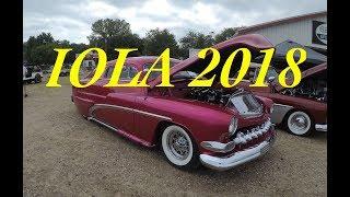 Iola Car Show and Swap Meet 2018