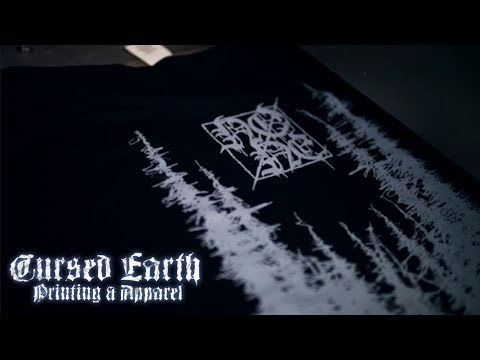 """Cursed Earth Apparel - """"An Independent for Independents"""""""