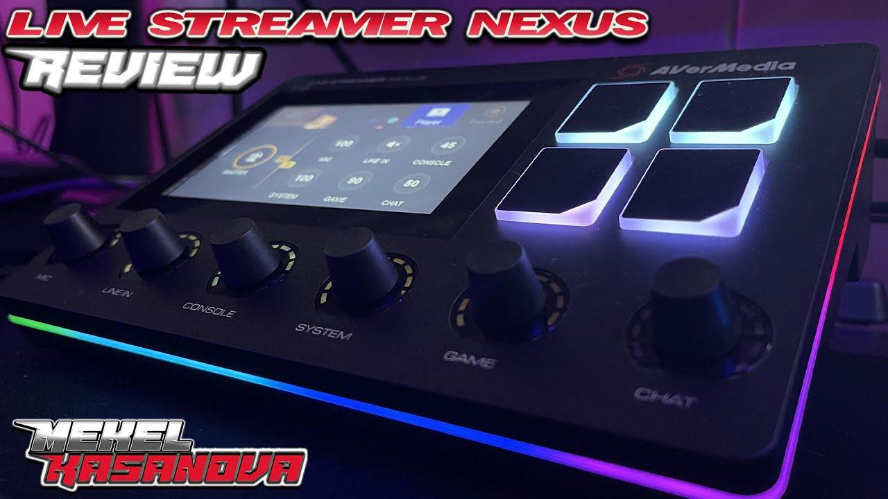 AVerMedia Live Streamer NEXUS REVIEW