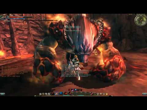 C9 Online Open Beta Gameplay - Elite Werewolf Boss Fight - HD
