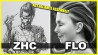 ART ALLIANCE - Draw Yourself Challenge ft. Flo and ZHC