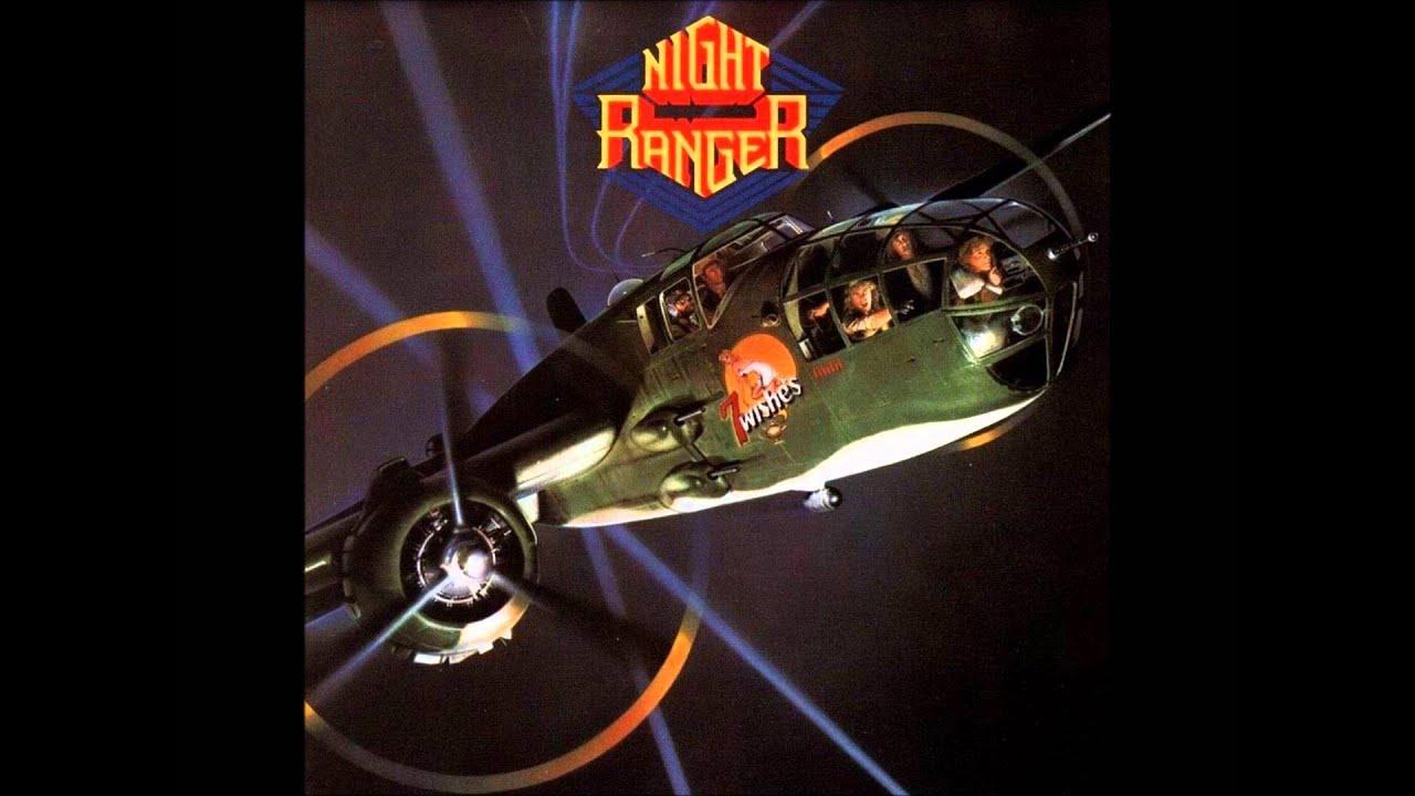 Night Ranger Seven Wishes Youtube