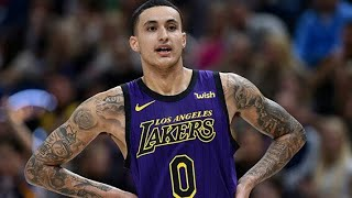 Kyle Kuzma tweets at halftime of Lakers vs. Bulls game   What exactly happens at halftime of an NBA