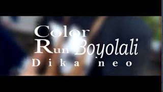 Color run Boyolali / SAM