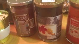 Homegoods & TJ Maxx Candle Haul! Great finds! August 2018