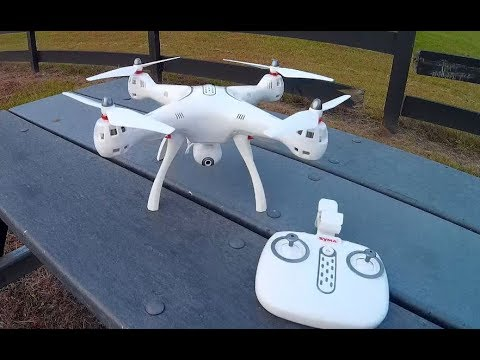SYMA X8 PRO GPS REVIEW - 3 DAYS OF TESTING! YOU BE THE JUDGE!!!