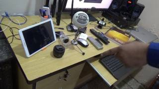 Asad Ali TV - Tour of New YouTube Setup after 200000 Subscribers and Silver Paly Button