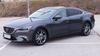 Mazda 6 Sedan Revolution Top  175HP 2017 review