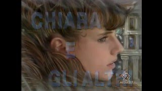 """SERIE TV 1991  """"CHIARA E GLI ALTRI -2^ Stagione"""" A.HABER,O.PICCOLO"""