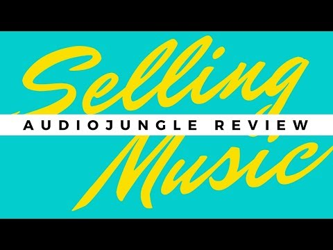 AudioJungle Review Good Site for Musicians to License Stock Music