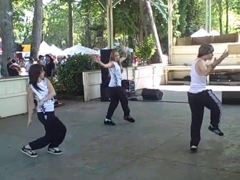 Megan's Dance