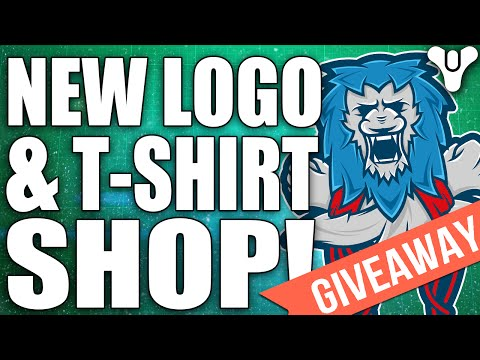 Thanks For 700K Giveaway - My New Logo & T-Shirt Shop!!