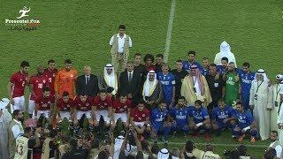 مباراة مصر vs الكويت   ضمن استعدادات المنتخب المصري لكأس العالم روسيا 2018
