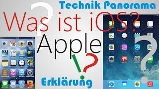 Was ist iOS? - TechnikPanorama
