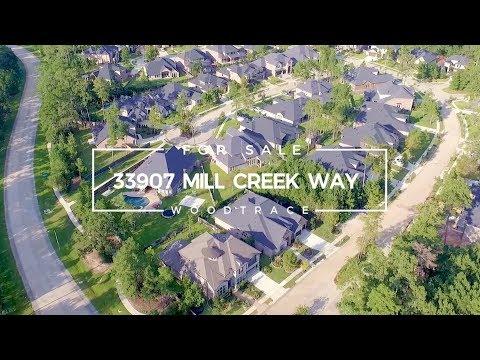 33907 Mill Creek Way - For Sale In Woodtrace (Pinehurst, TX)